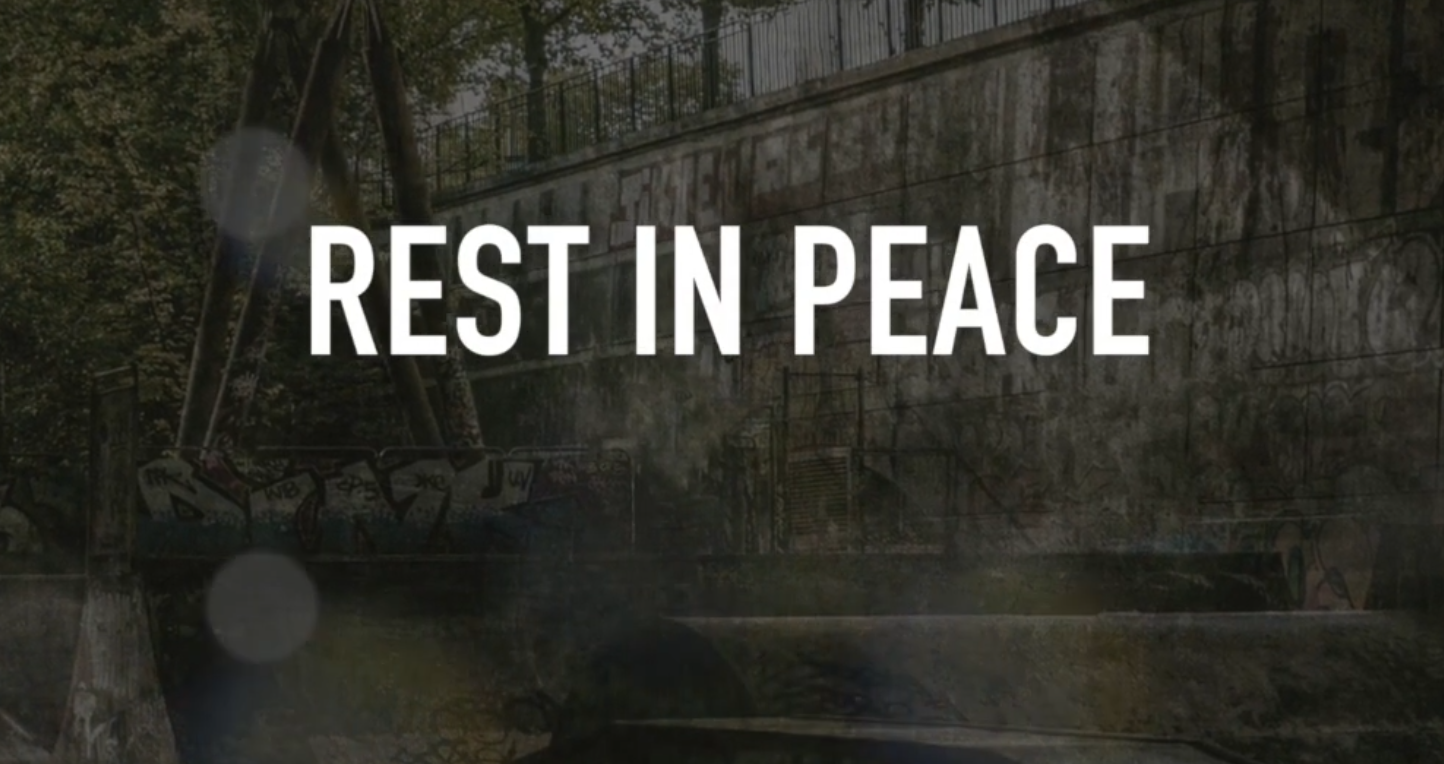Rest In Peace (Official Lyric Video)